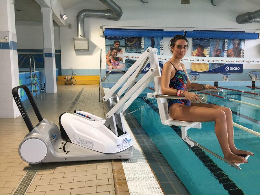 iswim 2 mobiler Poollifter