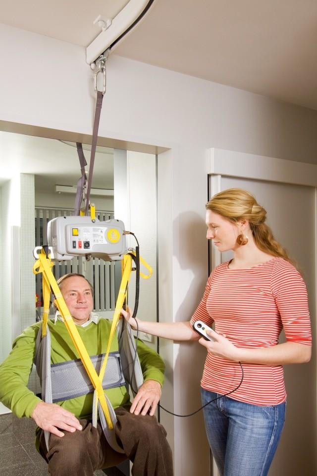 tragbarer Patientenlifter