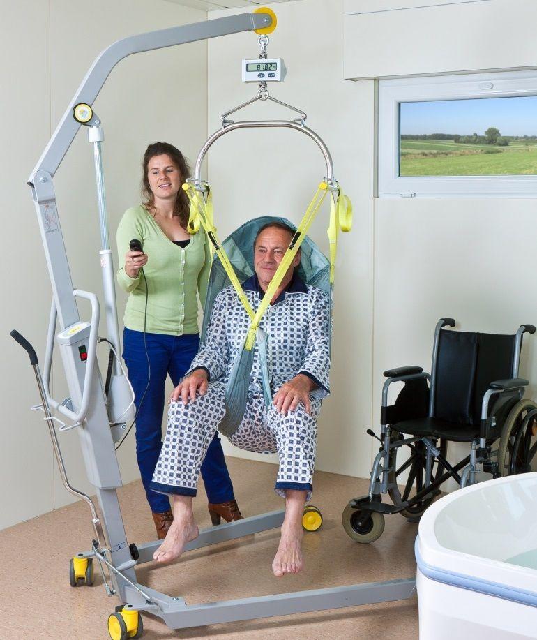 HM1640 Patientenlifter mobil