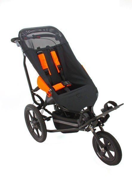 Rehabuggy Delta Buggy orange